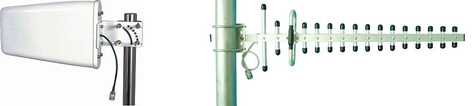 GSM антенны и их настройка на базовую станцию оператора