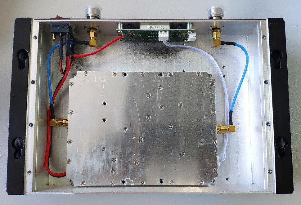 Ремонт усилителе сотовой сигнала GSM