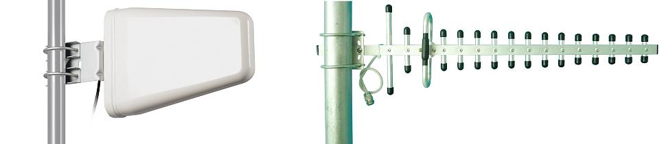 Катрейн антенны для сигнала