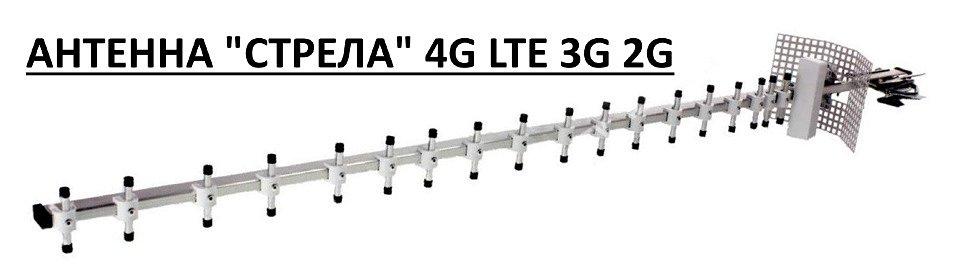 Антенна Стрела 4G LTE