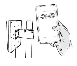 Уровень сигнала на телефоне
