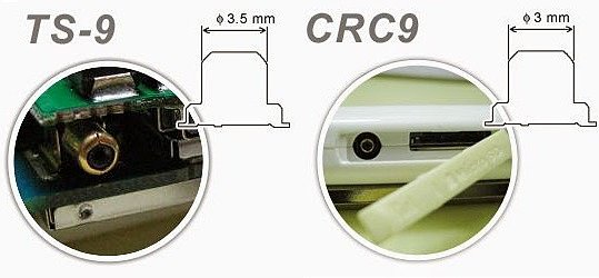 TS9 vs CRC9