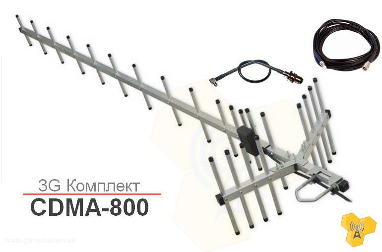 Cdma антенна для интернета